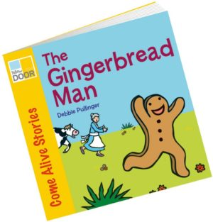 The Gingerbread Man Big Book-0