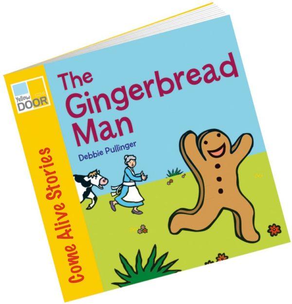 The Gingerbread Man Big Book-0