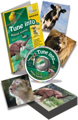 Tune into… Animal sounds (31pcs)-0