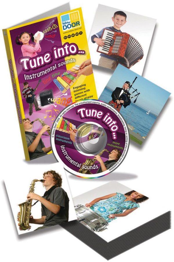 Tune into… Instrumental sounds (31pcs)-0