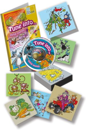 Tune into… Initial sounds (27pcs)-0