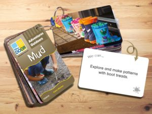 Adventures Outdoors Activity Cards - Mud-0