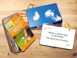 Adventures Outdoors Activity Cards - Wind-0