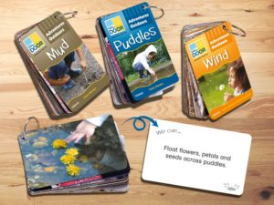 Adventures Outdoors Activity Cards - Puddles-0