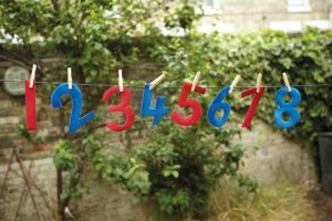 Feely Fabric Numbers (10pcs)-0