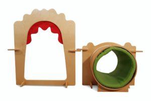 Baby Corner Tunnel & Entrance Set (2pcs)-0