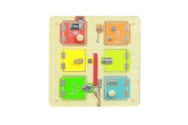 Lock Panel-0