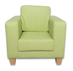 Arbor Preschool Chair - Lime-0