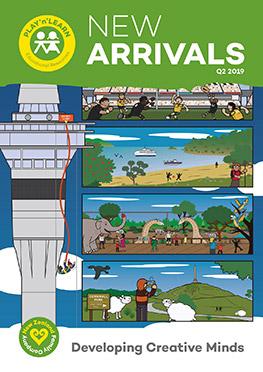 New Arrivals - 2019