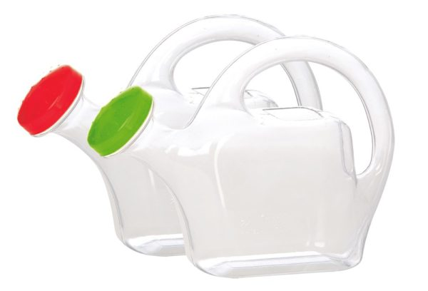 Transparent Watering Can (1pc)-0