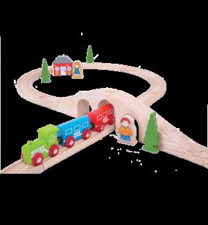 Rail & Town Sets