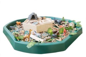 active world tray green 44235